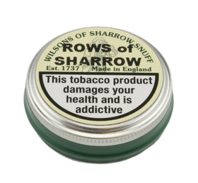 Sharrow Snuff, Rows of Sharrow