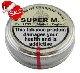 Sharrow Snuff, Super M.