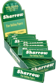 Sharrow Green Fine Rolling Papers - one booklet