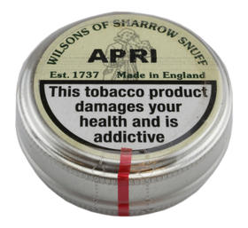 Sharrow Snuff, Apri