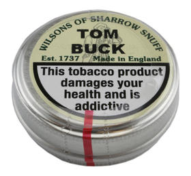 Sharrow Snuff, Tom Buck (Extra Strong SP)