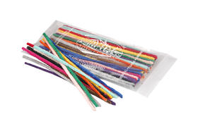 Sharrow Pipe Cleaners Coloured 50's