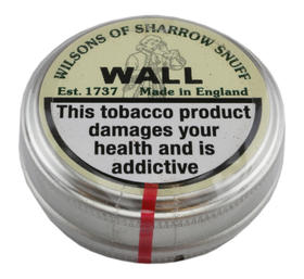 Sharrow Snuff, Wall