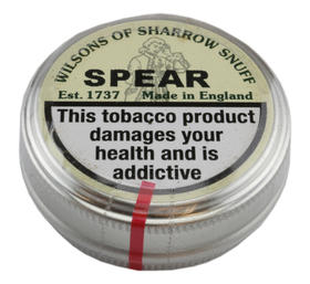 Sharrow Snuff, Spear