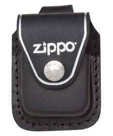 Zippo Black Pouch With Loop