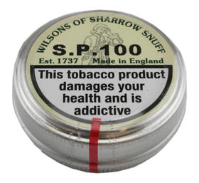 Sharrow Snuff, SP100