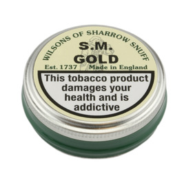 Sharrow Snuff, SM Gold