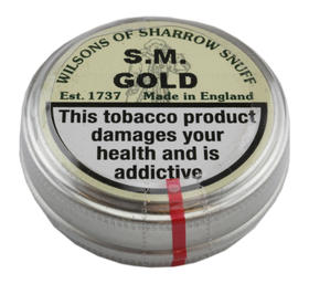 Sharrow Snuff, S.M. Gold