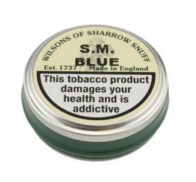 Sharrow Snuff, SM Blue