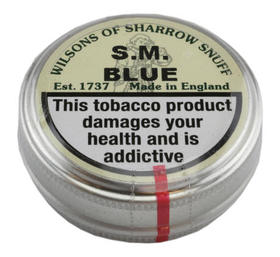 Sharrow Snuff, S.M. Blue