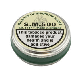 Sharrow Snuff, SM 500