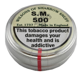 Sharrow Snuff, S.M. 500