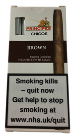 Chico Flavoured Cigars - Brown (Pack Of 5)