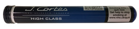 J Cortes High Class Blue Cigars Tubed