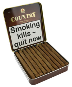 Neos Country Cigarillos - tin of 20