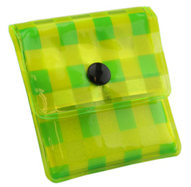 Pocket Ashtray - Yellow / Green