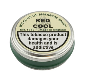 Sharrow Snuff, Red Cool
