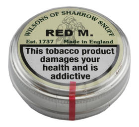 Sharrow Snuff, Red M.
