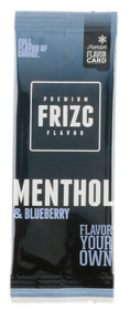 Frizc Flavour Cards - Menthol & Blueberry