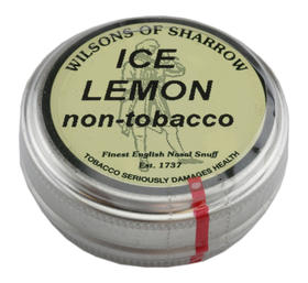 Sharrow Snuff, Ice Lemon