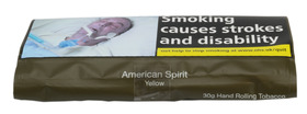 Natural American Spirit RYO Yellow Tobacco 30g