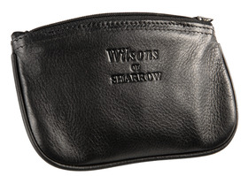 Sharrow Leather Zip Tobacco Pouch ref:3507