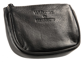 Sharrow Leather Zip Tobacco Pouch ref:3509