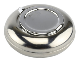 Pocket Ashtray - Chrome