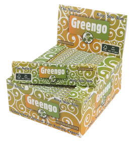 Greengo Kingsize Slim Papers
