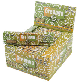 Greengo Kingsize Slim Papers with Tips