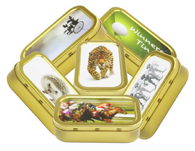 Fancy Tobacco Single Tin 1oz
