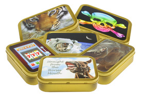 Fancy Tobacco Single Tin 2oz
