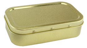 Plain Tobacco Tin 1oz