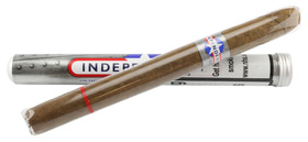 "Independence Silver 6 3/4"" Tubed Cigars"