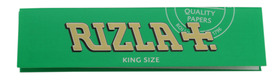 Rizla Kingsize Green Papers