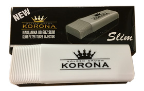 Korona SLIM Tube Machine