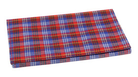 Scotts Plaid Roll Pouch ref:2505