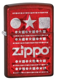 Zippo 28342 Candy Apple Red
