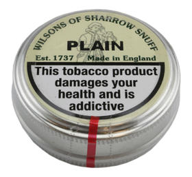 Sharrow Snuff, Plain