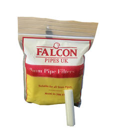 Falcon Pipe Filter 9mm (pack of 25)