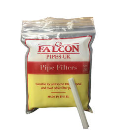 Falcon Pipe Filters 6mm (pack of 50)
