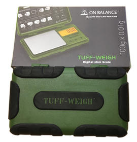 "Digital Scales ""Tuff-Weigh"" 100gr x 0.01gr"