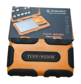 "Digital Scales ""Tuff-Weigh"" 1000gr x 0.01gr"
