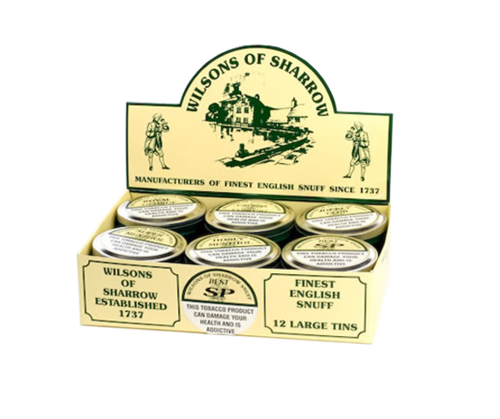 Wilsons of Sharrow Snuff