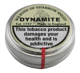 Sharrow Snuff, Dynamite