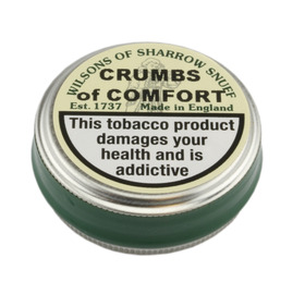 Sharrow Snuff, Crumbs of Comfort