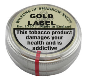 Sharrow Snuff, Gold Label