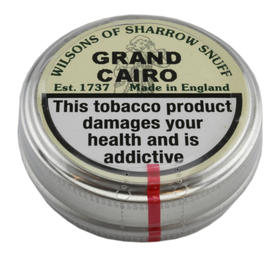 Sharrow Snuff, Grand Cairo