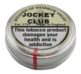 Sharrow Snuff, Jockey Club