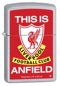 Zippo 205ANFIELD This is Anfield